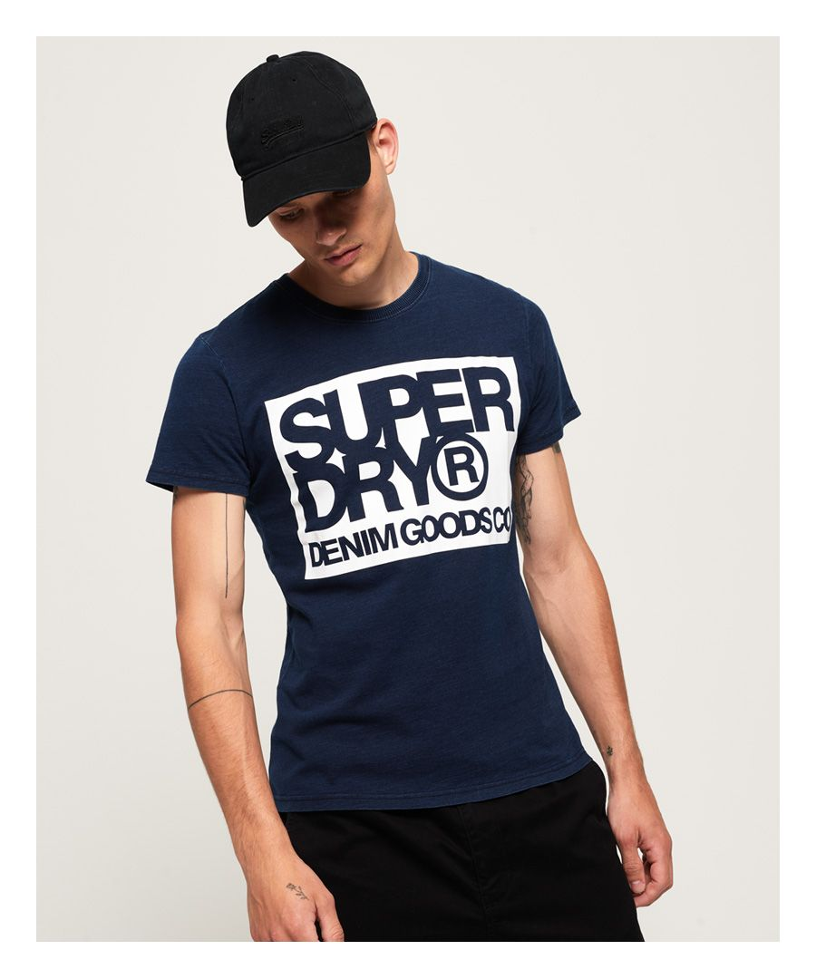 Image for Superdry Denim Goods Co T-Shirt