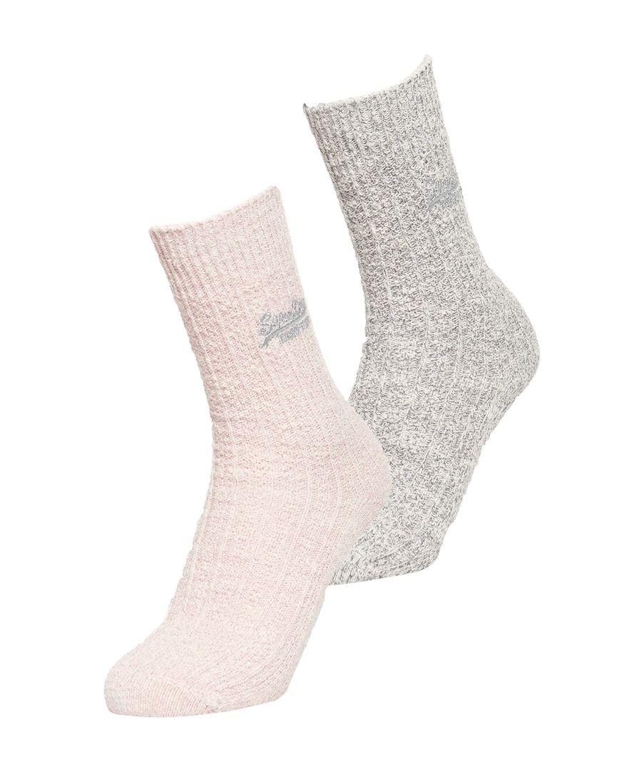 Image for Superdry Sparkle Socks 2 Pack