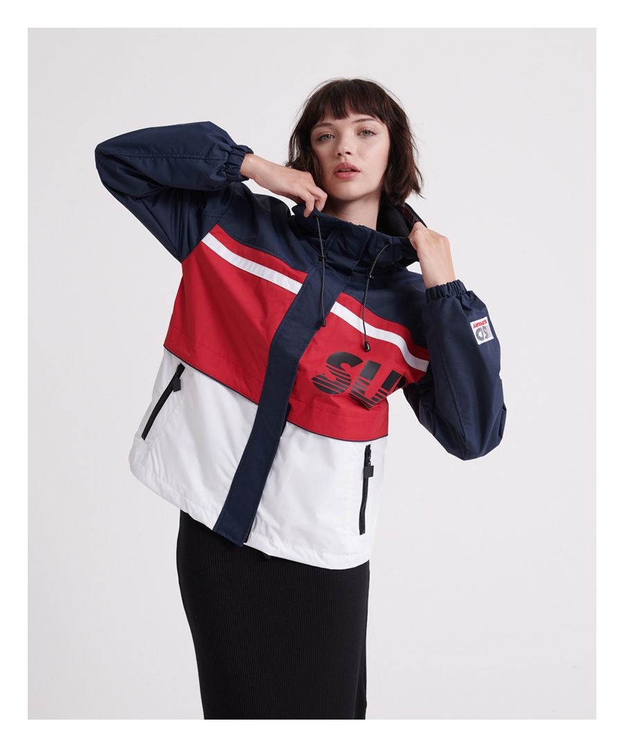 Image for Superdry Colour Block Track Jacket