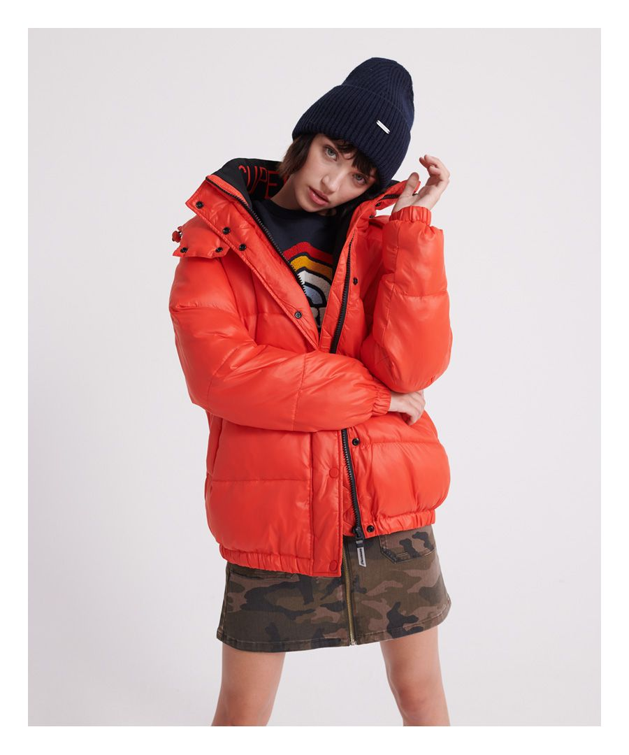Image for Superdry Astrid Puffer Jacket