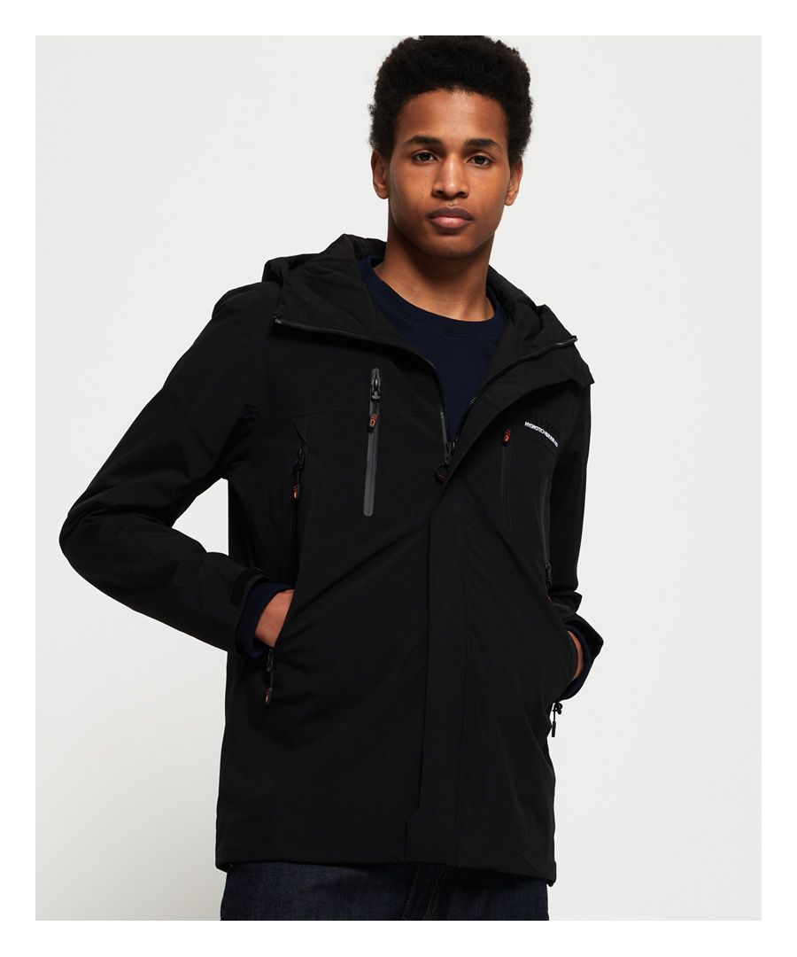 Image for Superdry Hydrotech Ultimate Waterproof Jacket