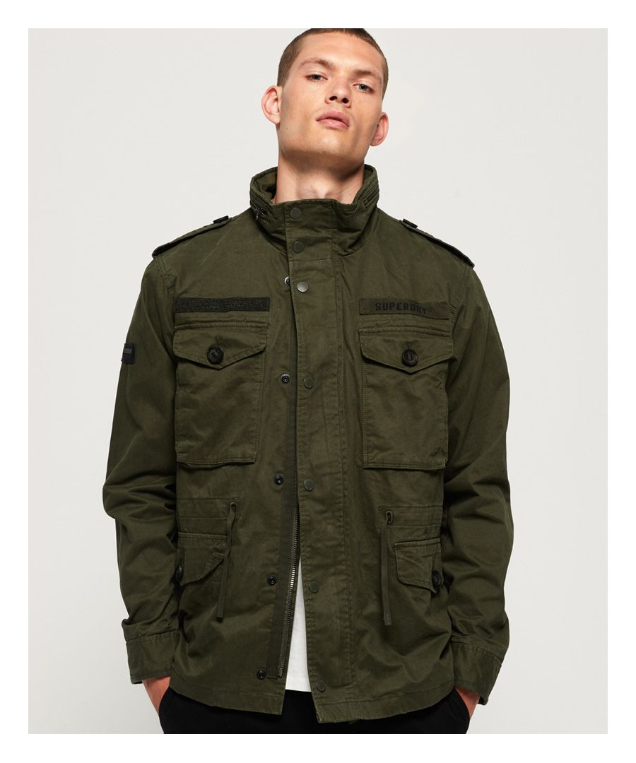 Image for Superdry Rookie Field Jacket