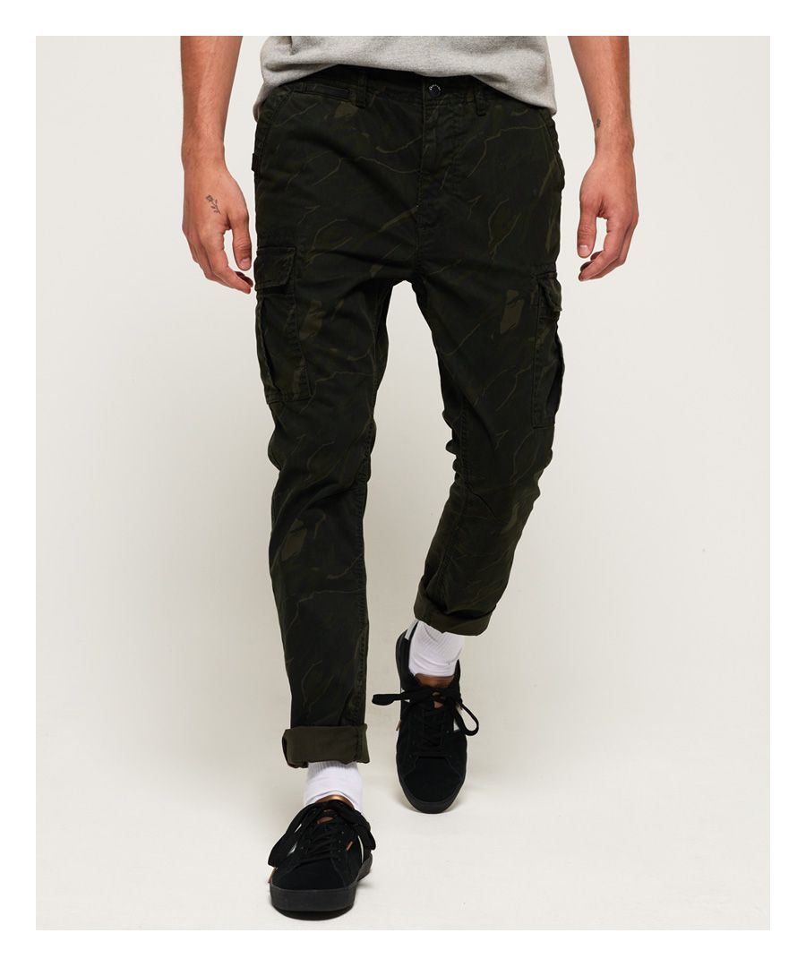 Image for Superdry Surplus Cargo Trousers