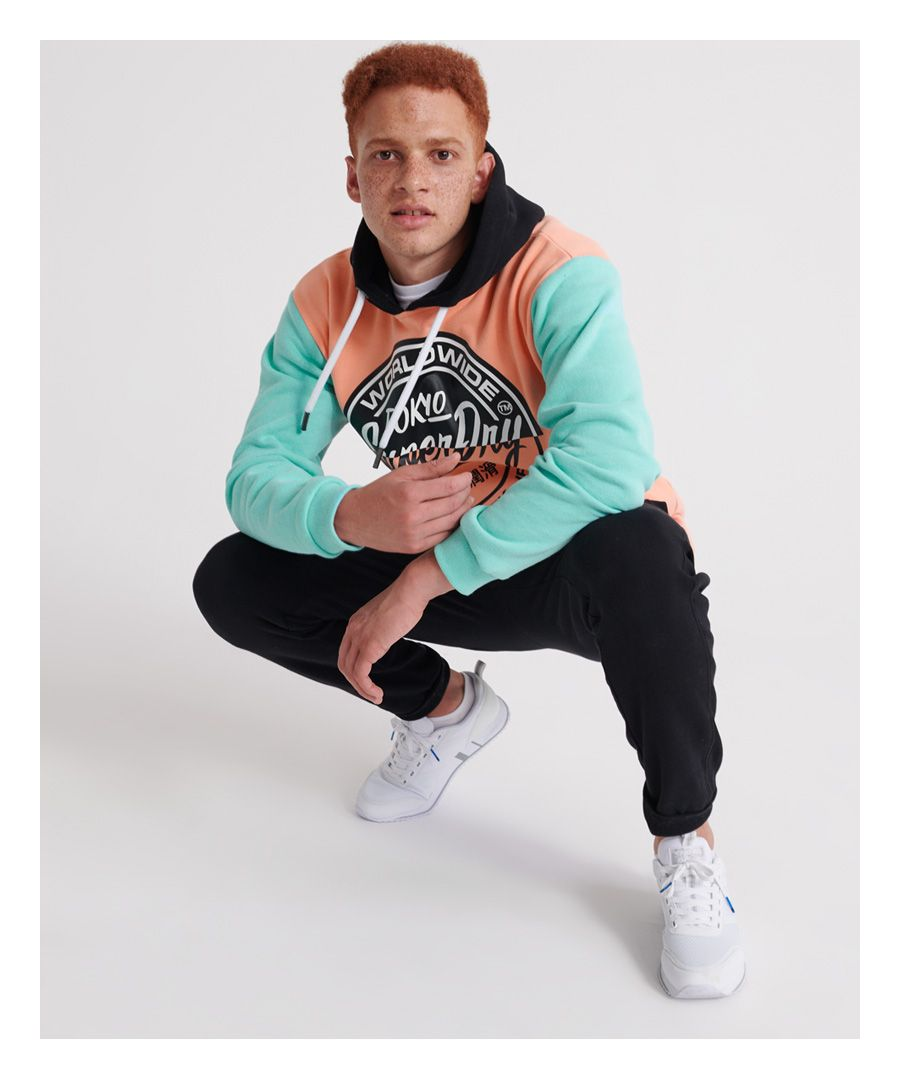 Image for Superdry Ticket Type Oversized Hoodie