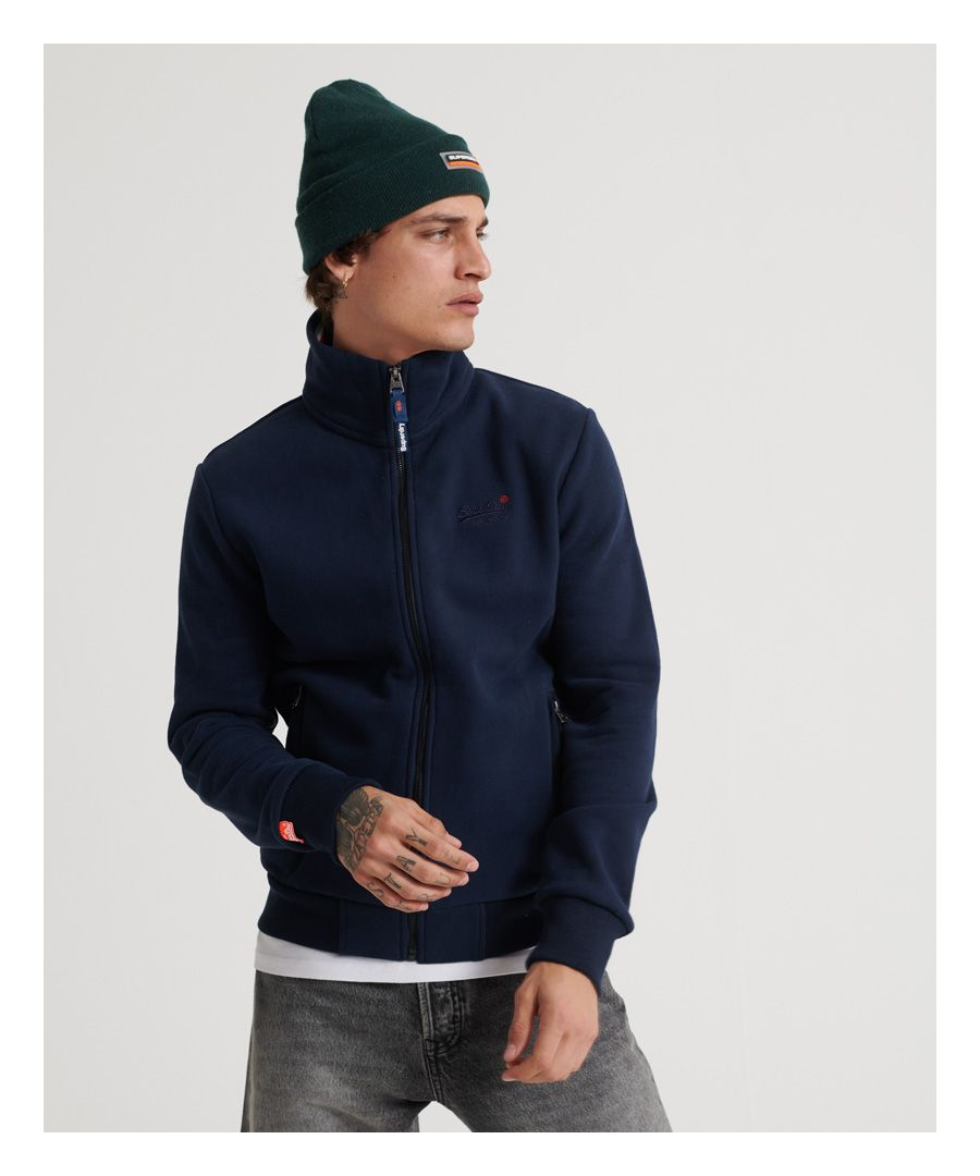 Image for Superdry Orange Label Track Top