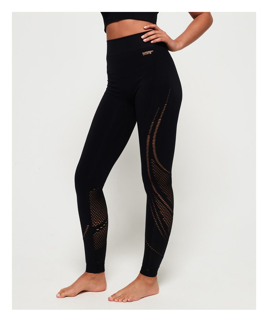 Image for Superdry Active Studio Seamless Leggings