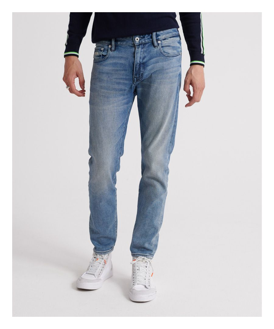 Image for Superdry Tyler Slim Flex Jeans