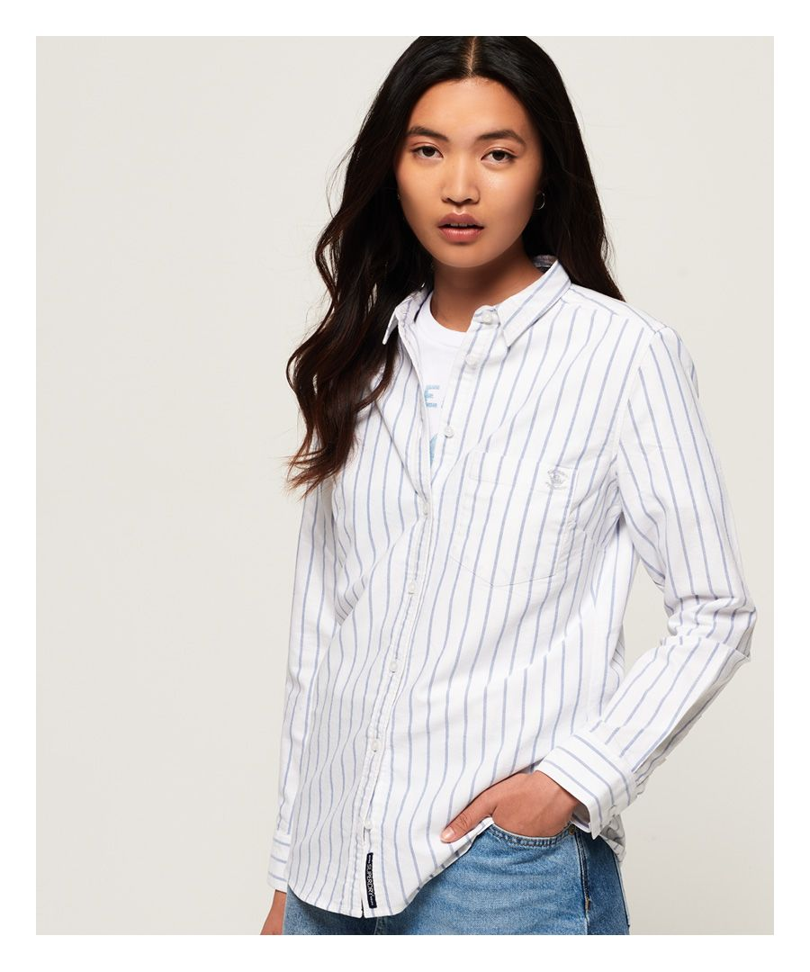 Image for Superdry Winter Oxford Shirt