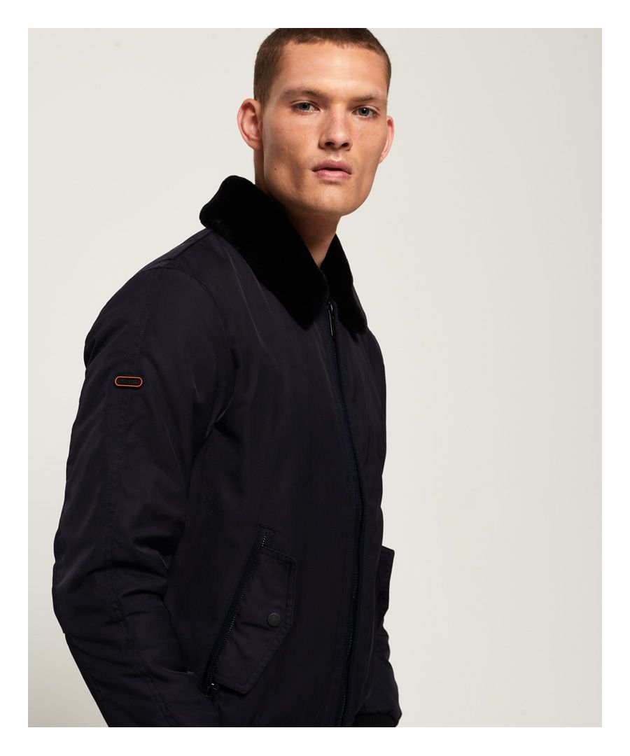 Image for Superdry Edit Hercules Bomber Jacket