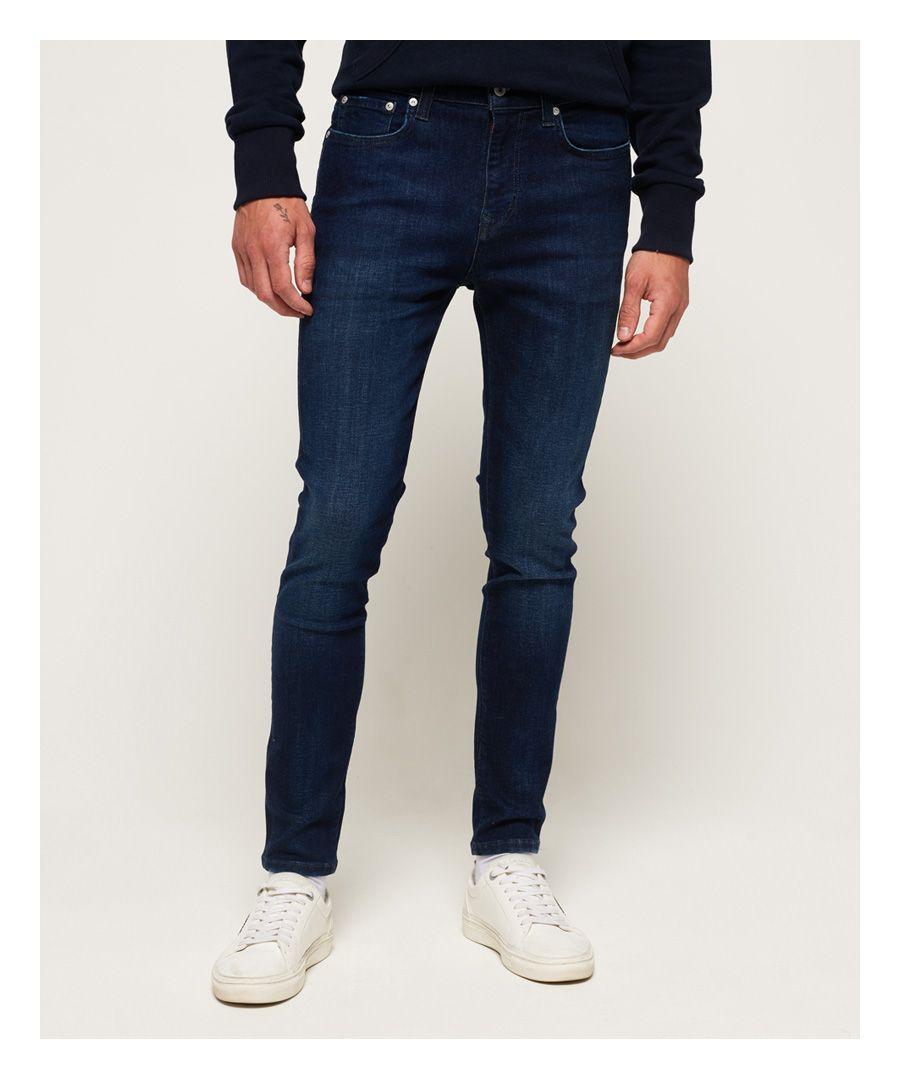 Image for Superdry Travis Skinny Flex Jeans