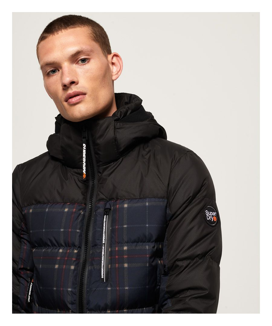 Image for Superdry Cortex Down Jacket