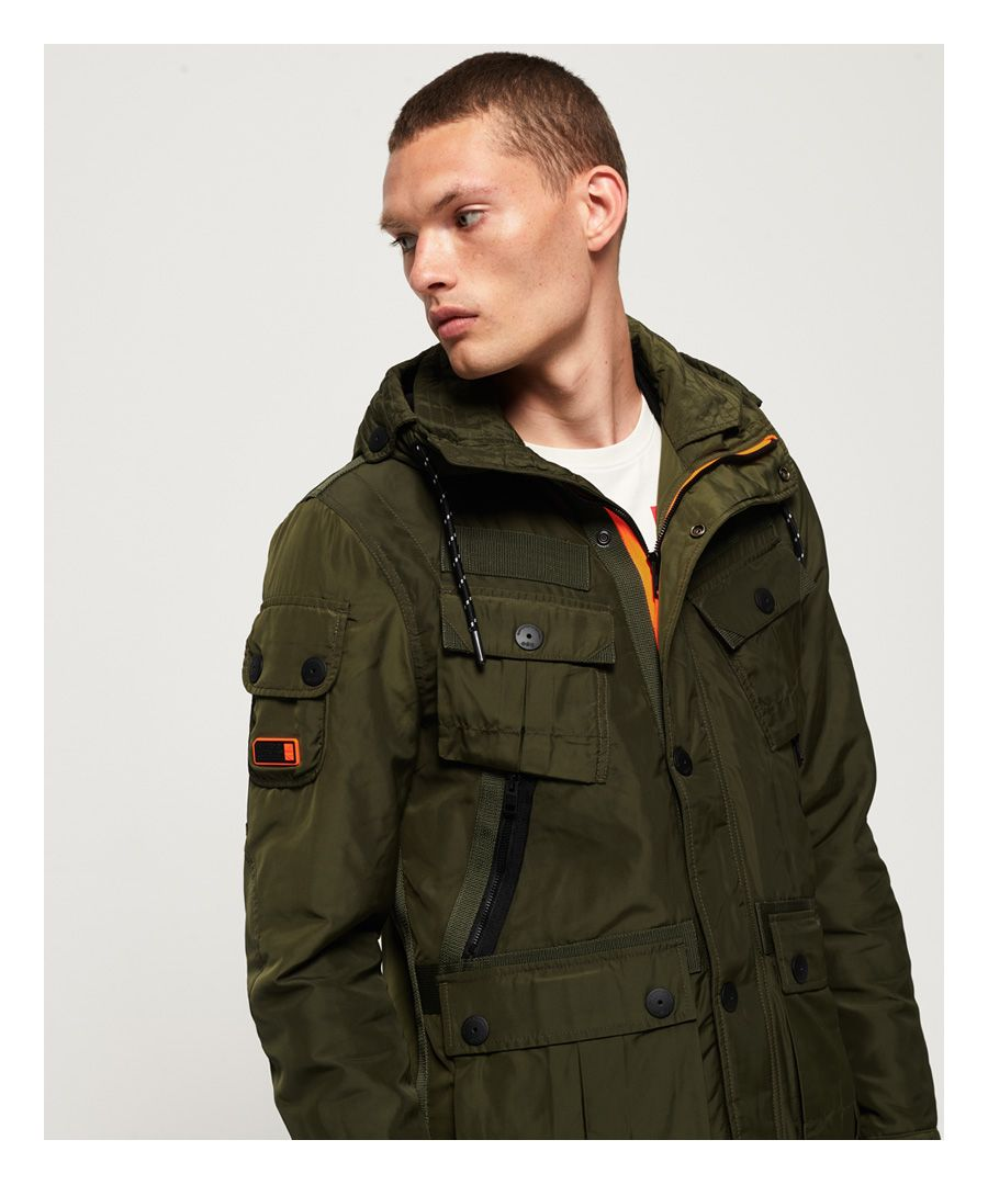 Image for Superdry Icon Military Service Jacket