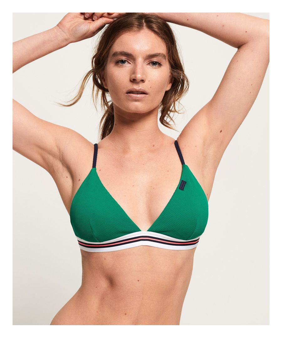 Image for Superdry 90's Retro Bikini Top