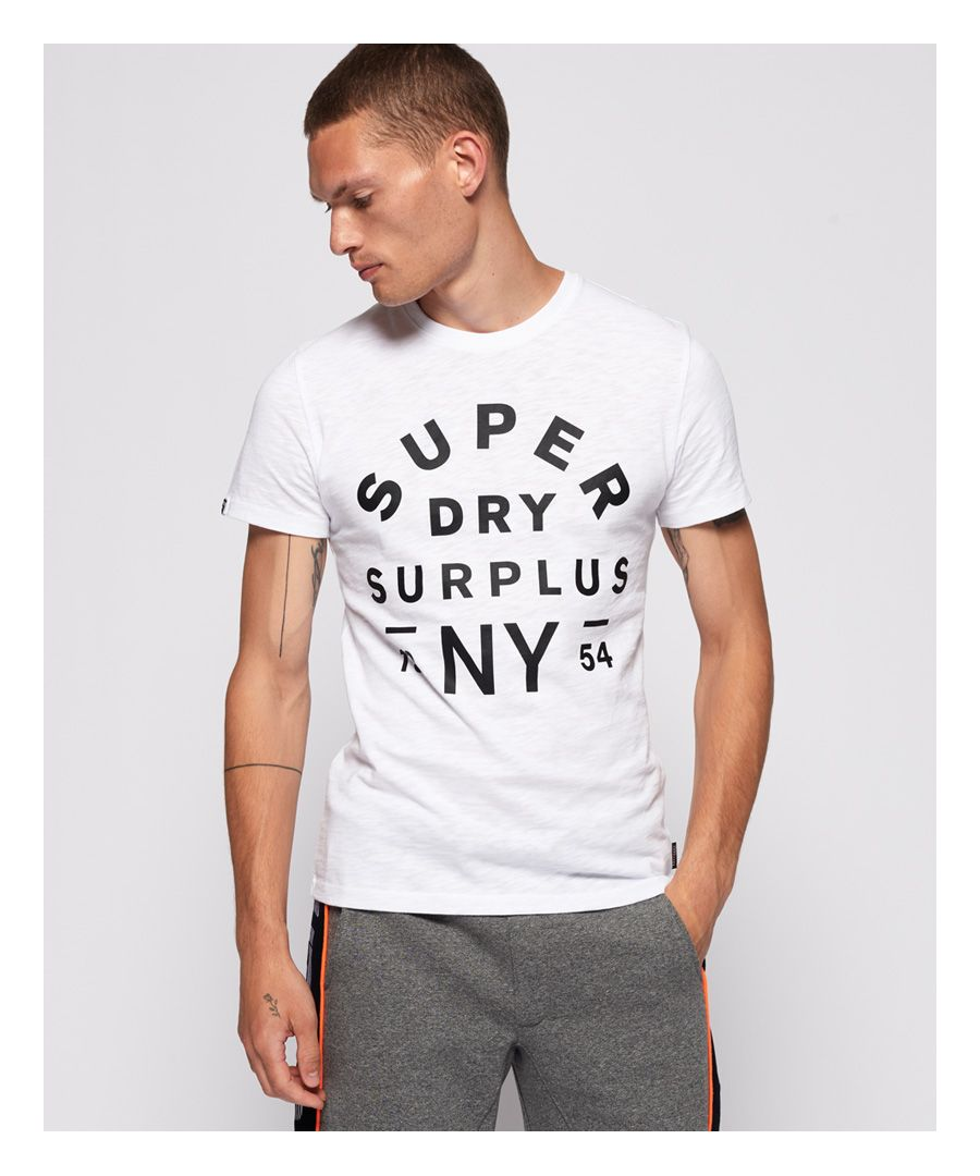 Image for Superdry Surplus Goods Classic Graphic T-Shirt