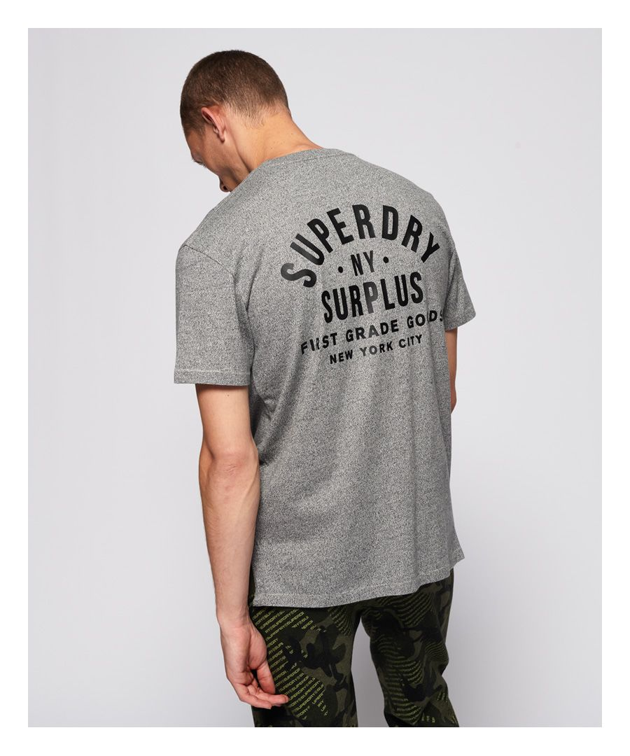 Image for Superdry Surplus Goods Boxy Graphic T-Shirt