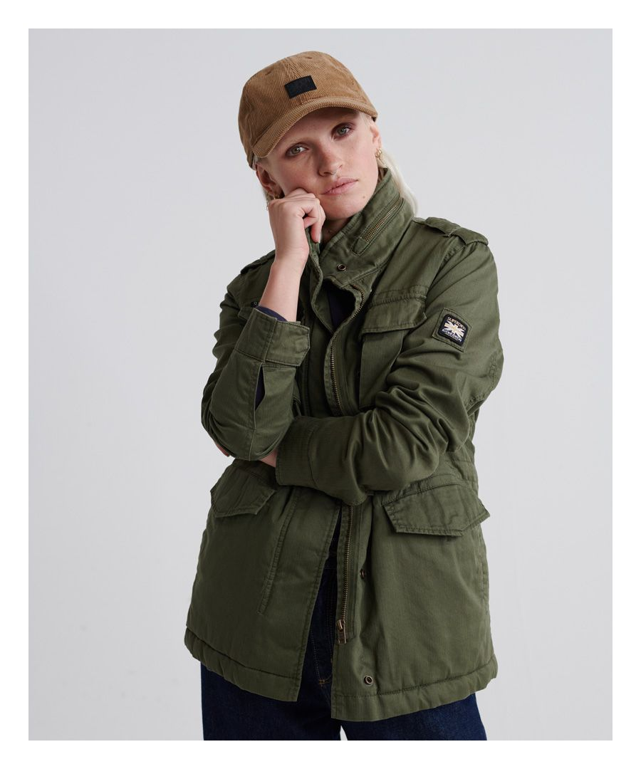 Image for Superdry Amelia Rookie Icon Jacket