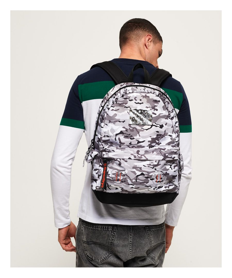 Image for Superdry Ice Stealth Camo Montana Rucksack