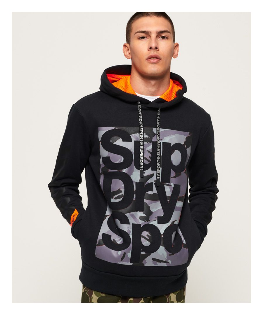 Image for Superdry Combat Boxer Hoodie
