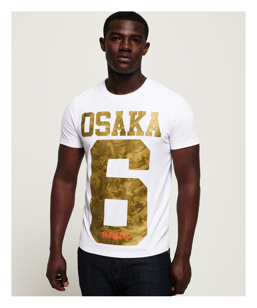 Image for Superdry Icon Osaka Camo T-Shirt