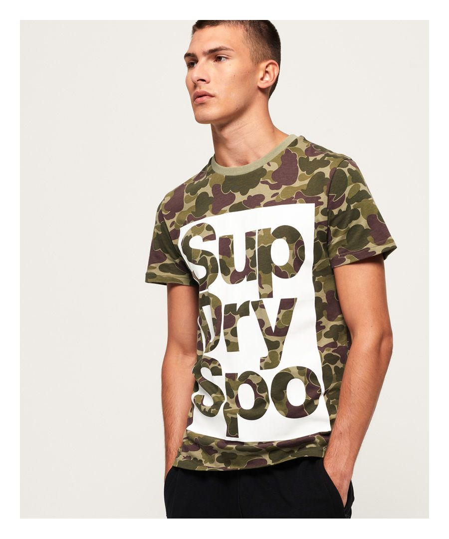 Image for Superdry Combat Boxer T-Shirt