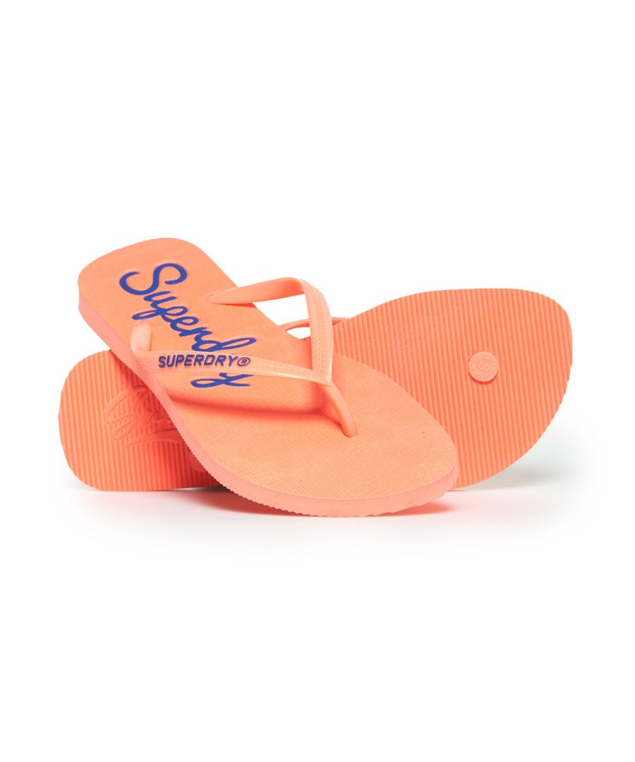 Image for Superdry Super Sleek Flip Flops