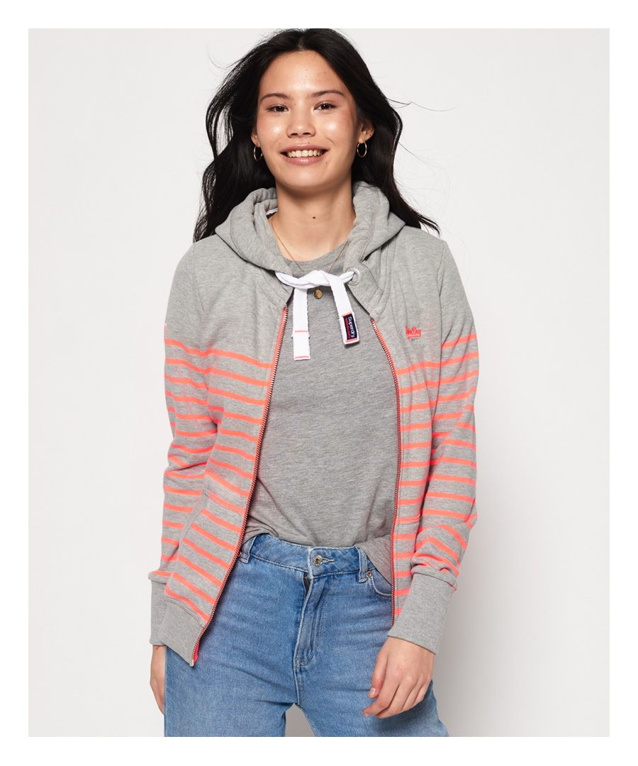Image for Superdry Sun & Sea Lite Zip Hoodie