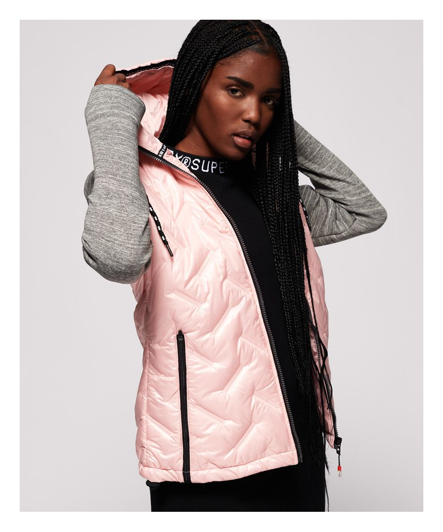 Image for Superdry Storm Injected Luxe Hybrid Jacket