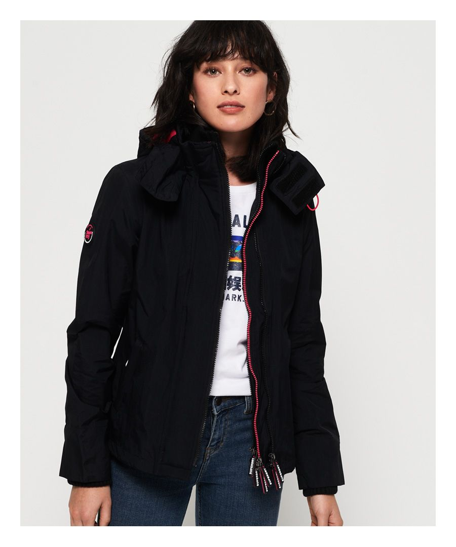 Image for Superdry Tech Hood Pop Zip SD-Windcheater