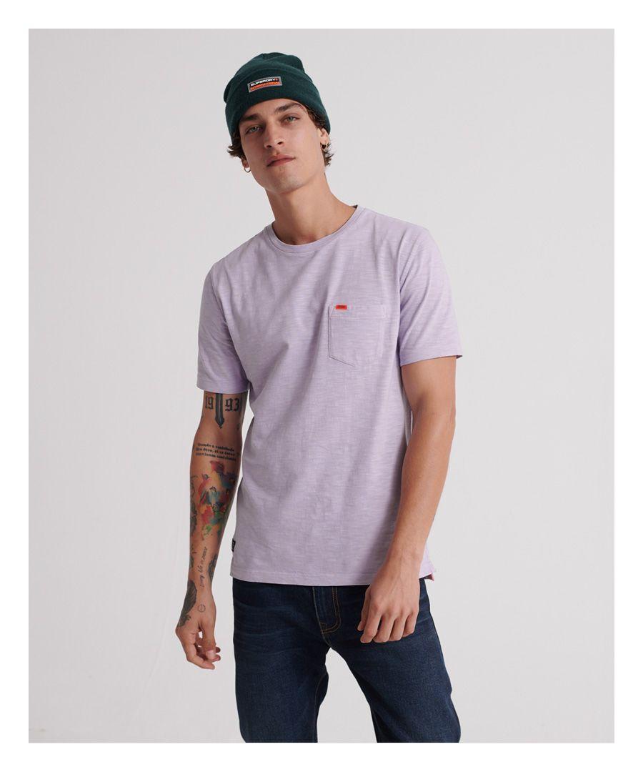 Image for Superdry Dry Originals Pocket T-Shirt