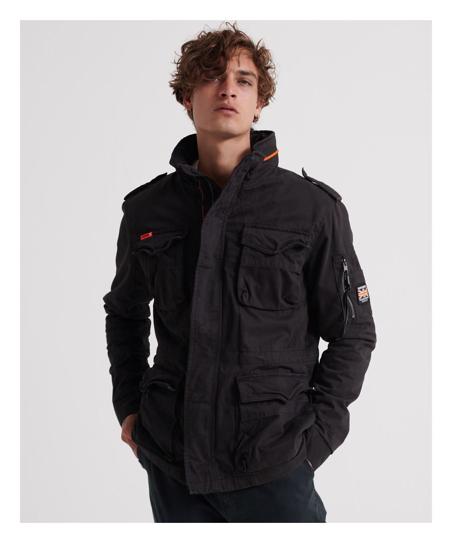 Image for Superdry Classic Rookie Pocket Jacket