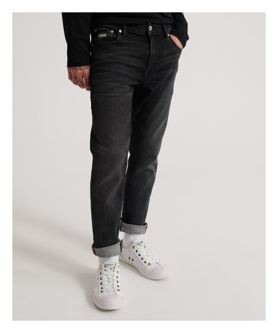 Image for Superdry Tyler Slim Flex Jeans