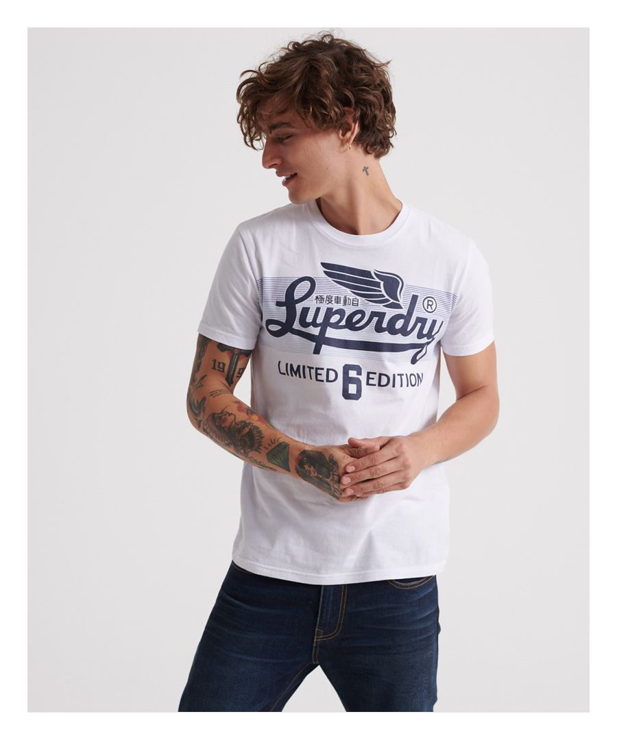 Image for Superdry Limited Icarus Colours Blend Lite T-Shirt