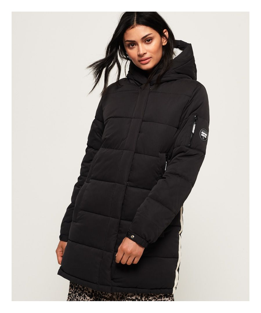 Image for Superdry Sphere Padded Ultimate Jacket