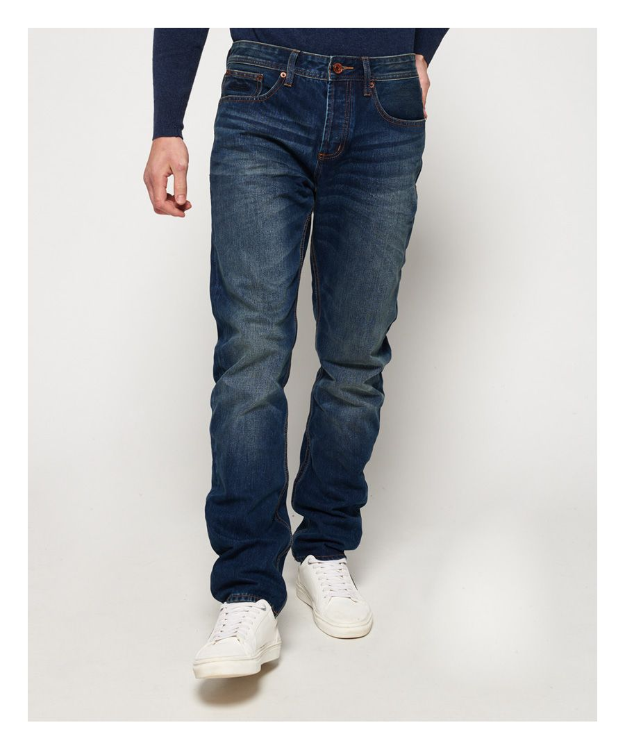 Image for Superdry Copperfill Loose Jeans