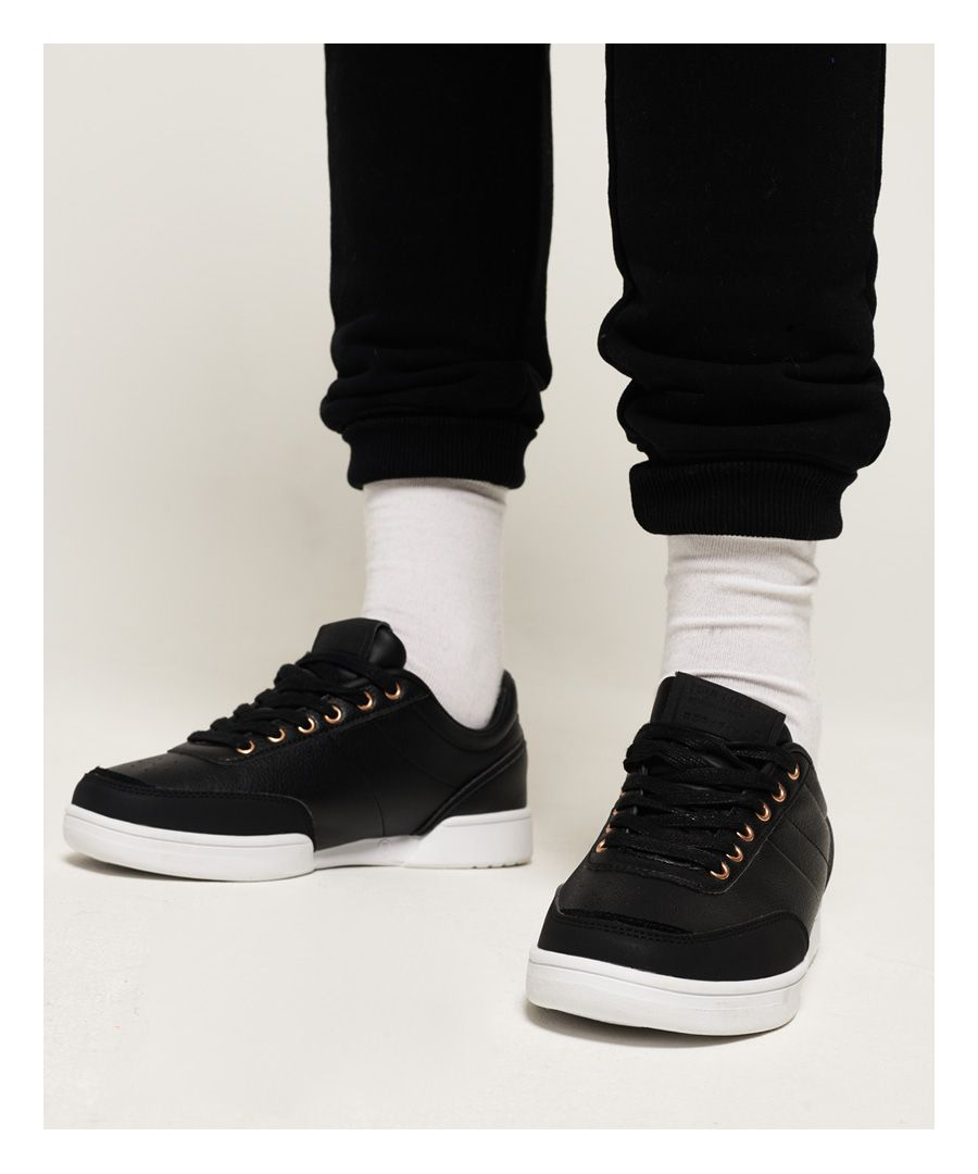 Image for Superdry Premium Court Trainers