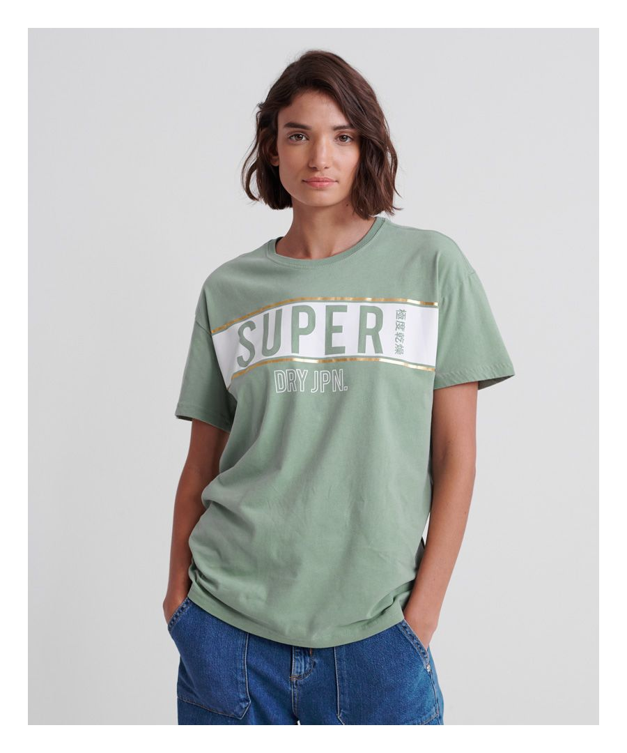 Image for Superdry Superdry Panel Portland T-Shirt
