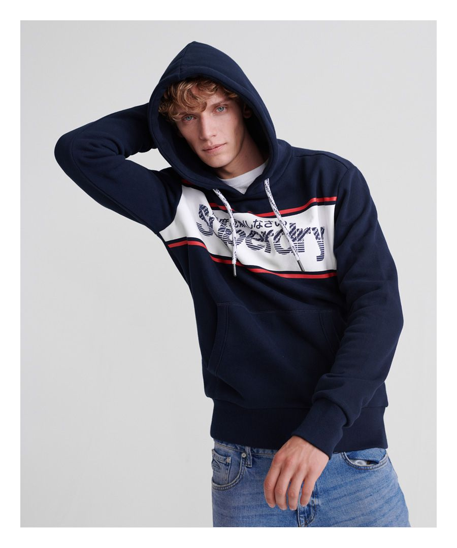 Image for Superdry Retro Sport Hoodie