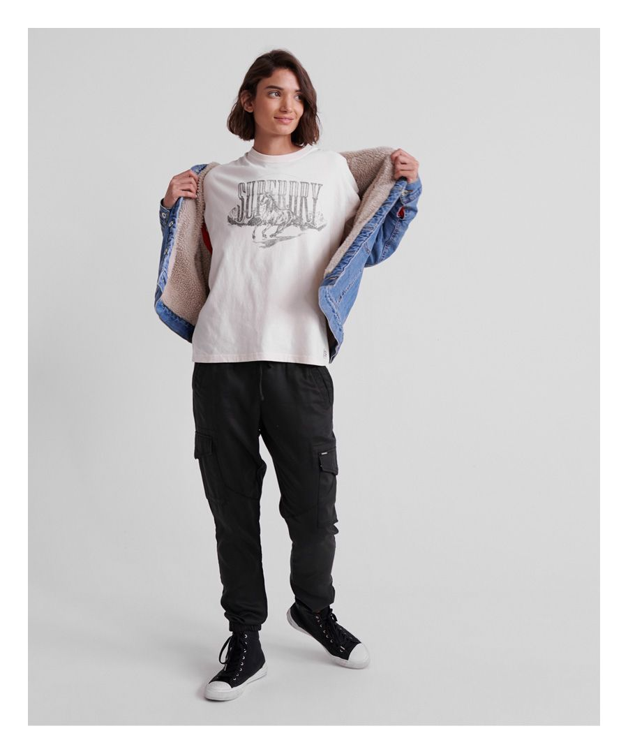 Image for Superdry Luxe Utility Joggers