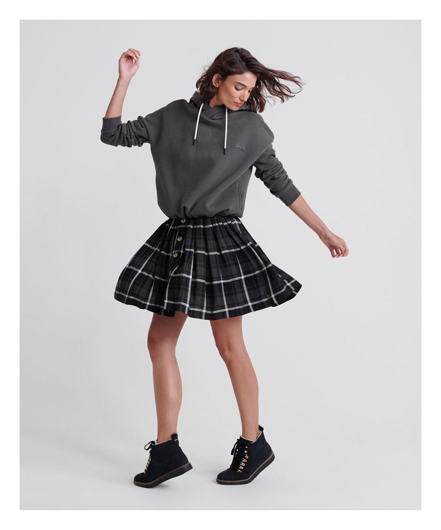 Image for Superdry Dakota Button Skirt
