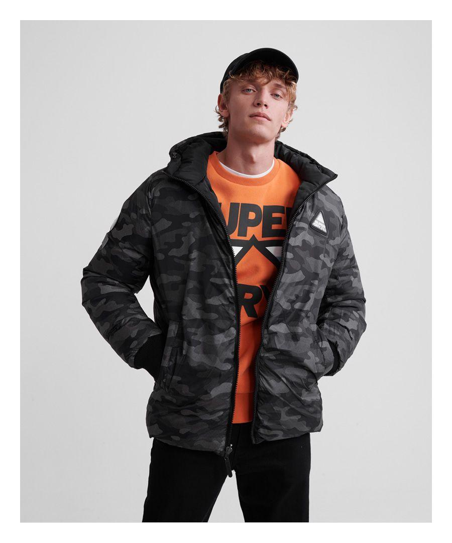 Image for Superdry Converter Puffer Jacket