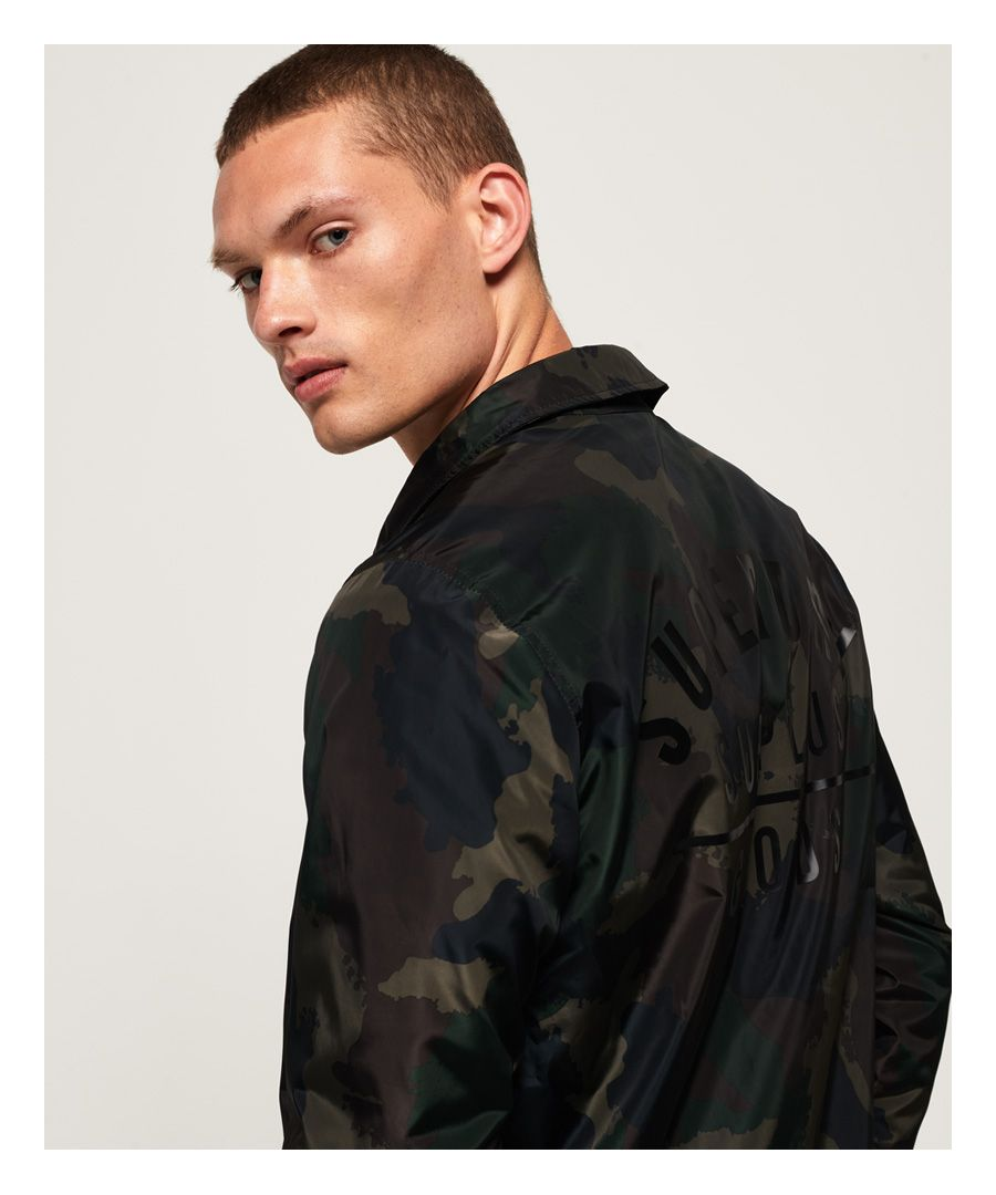 Image for Superdry Surplus Goods Coach Jacket