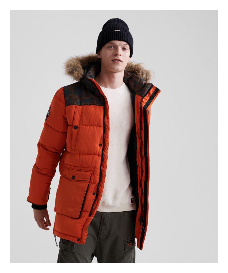 Image for Superdry SD Explorer Parka Jacket