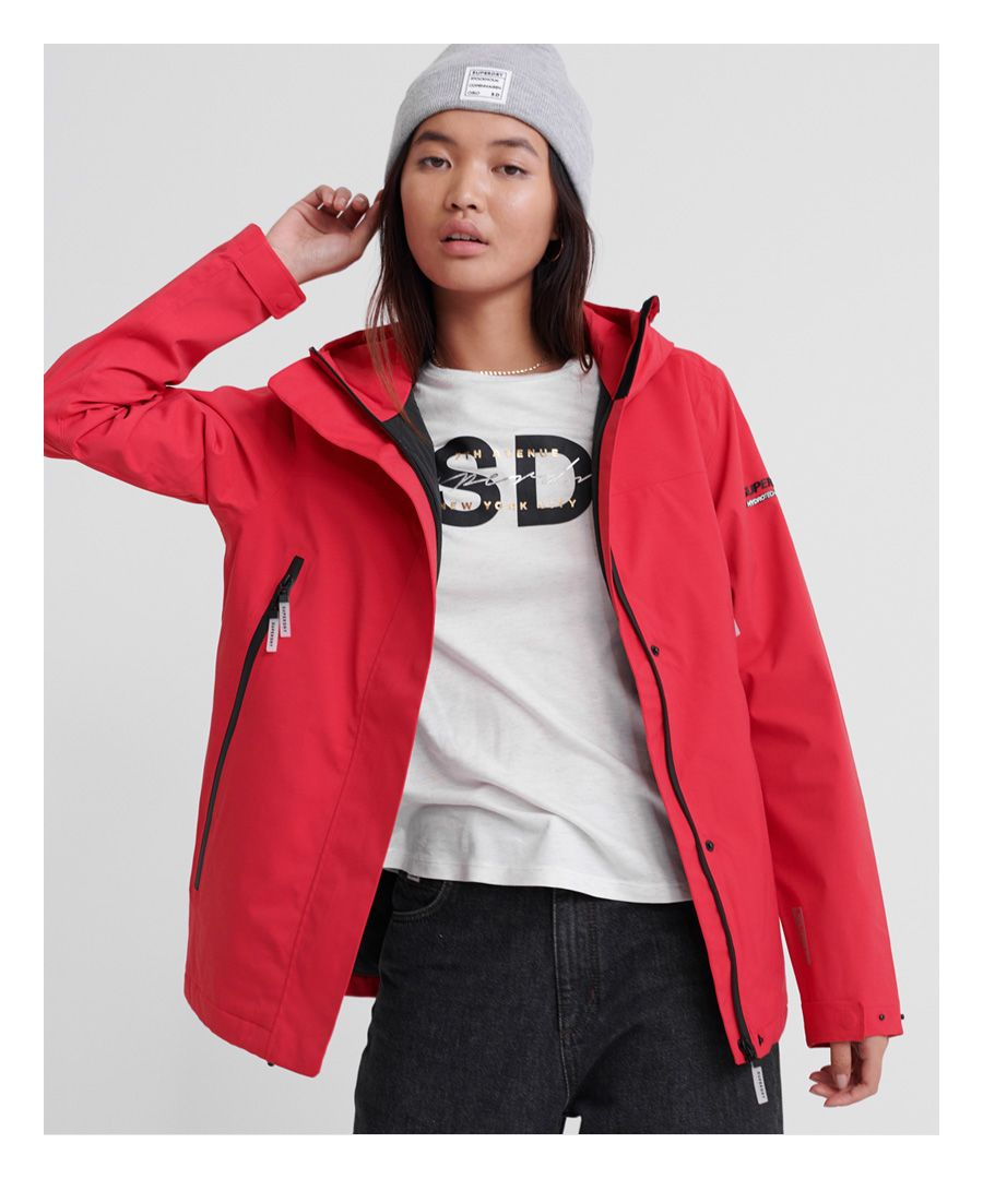 Image for Superdry Alvia Waterproof Jacket