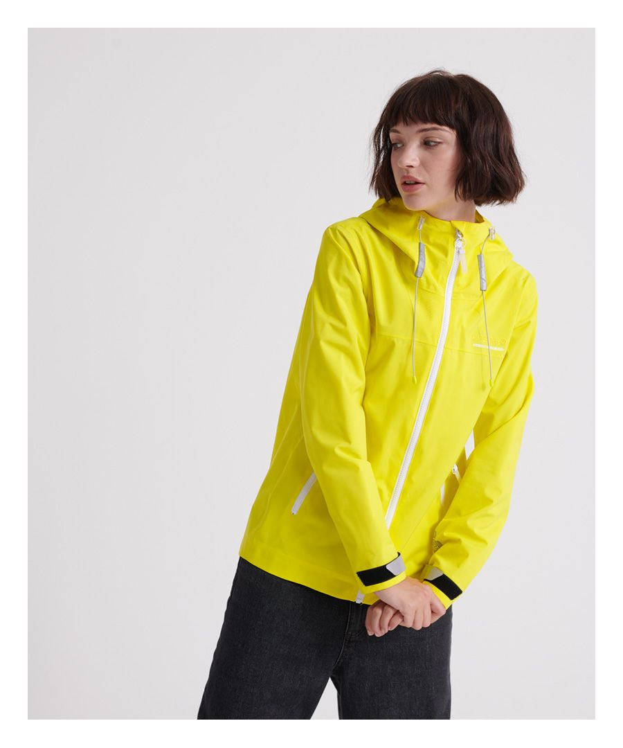 Image for Superdry Harpa Waterproof Jacket