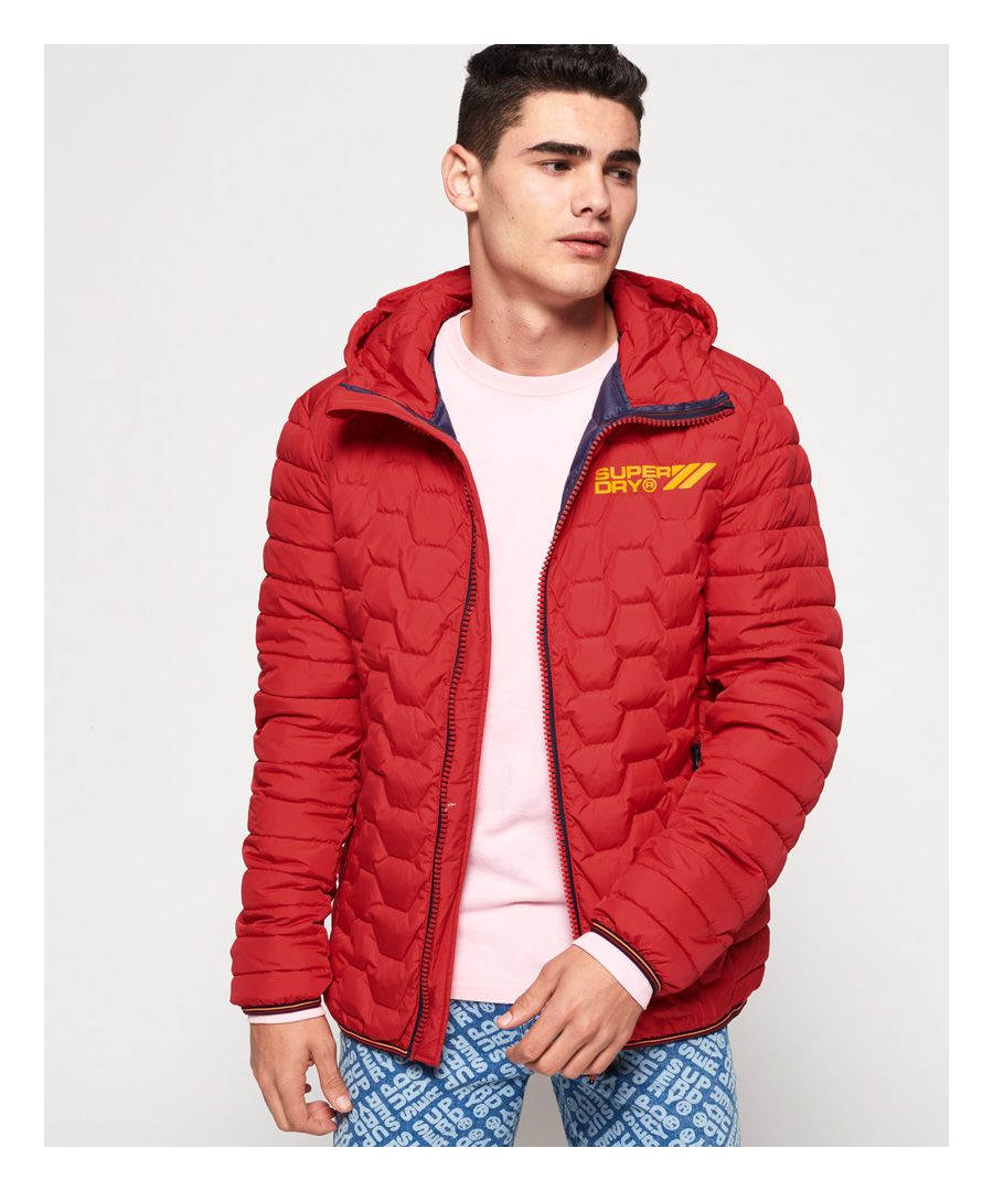 Image for Superdry Hex Mix Down Jacket