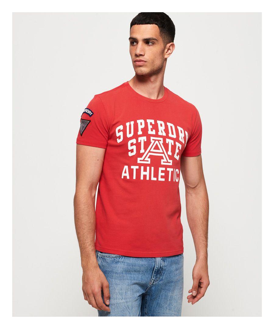 Image for Superdry Upstate Wash Short Sleeve T-Shirt