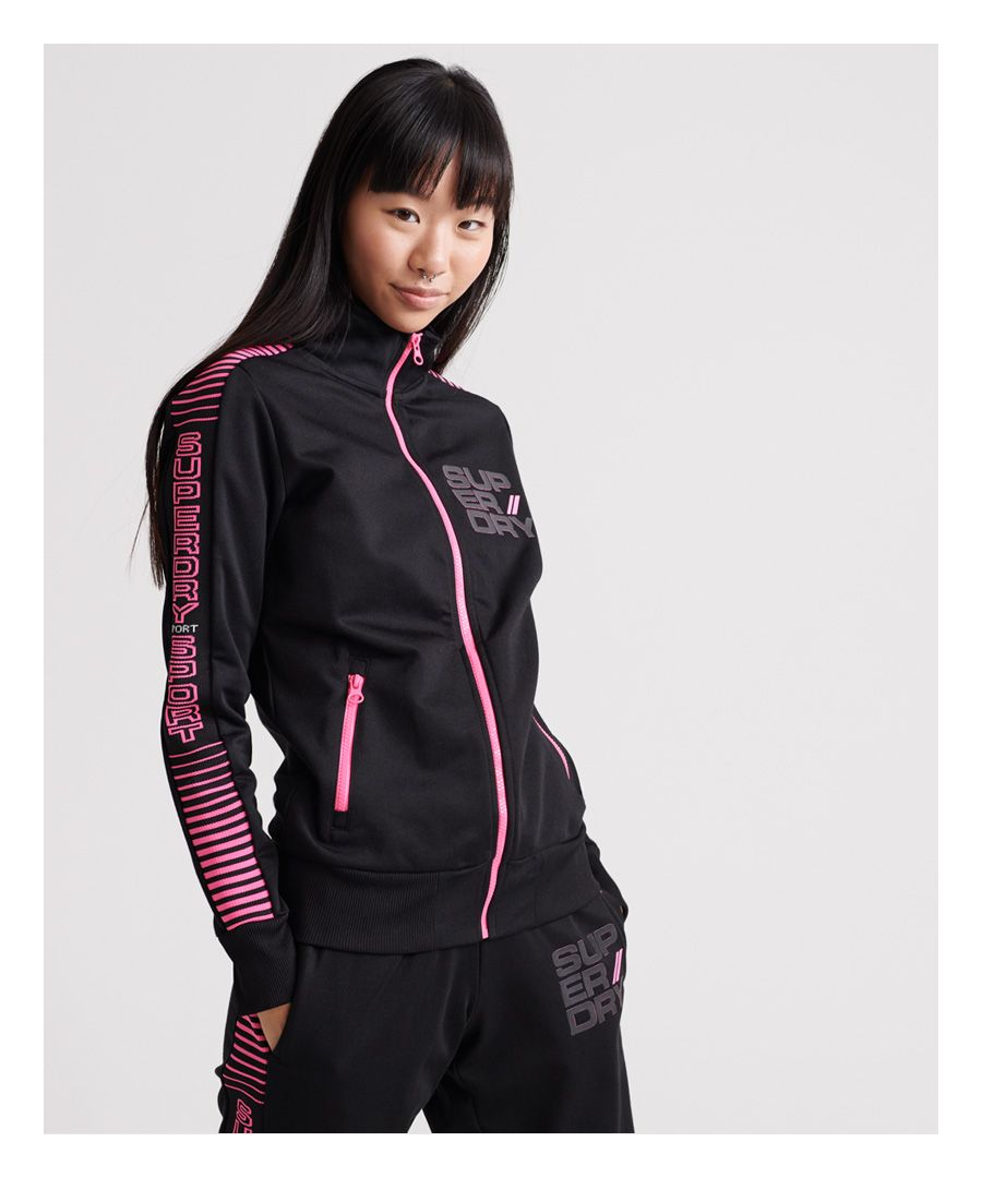 Image for Superdry Techflex Track Top