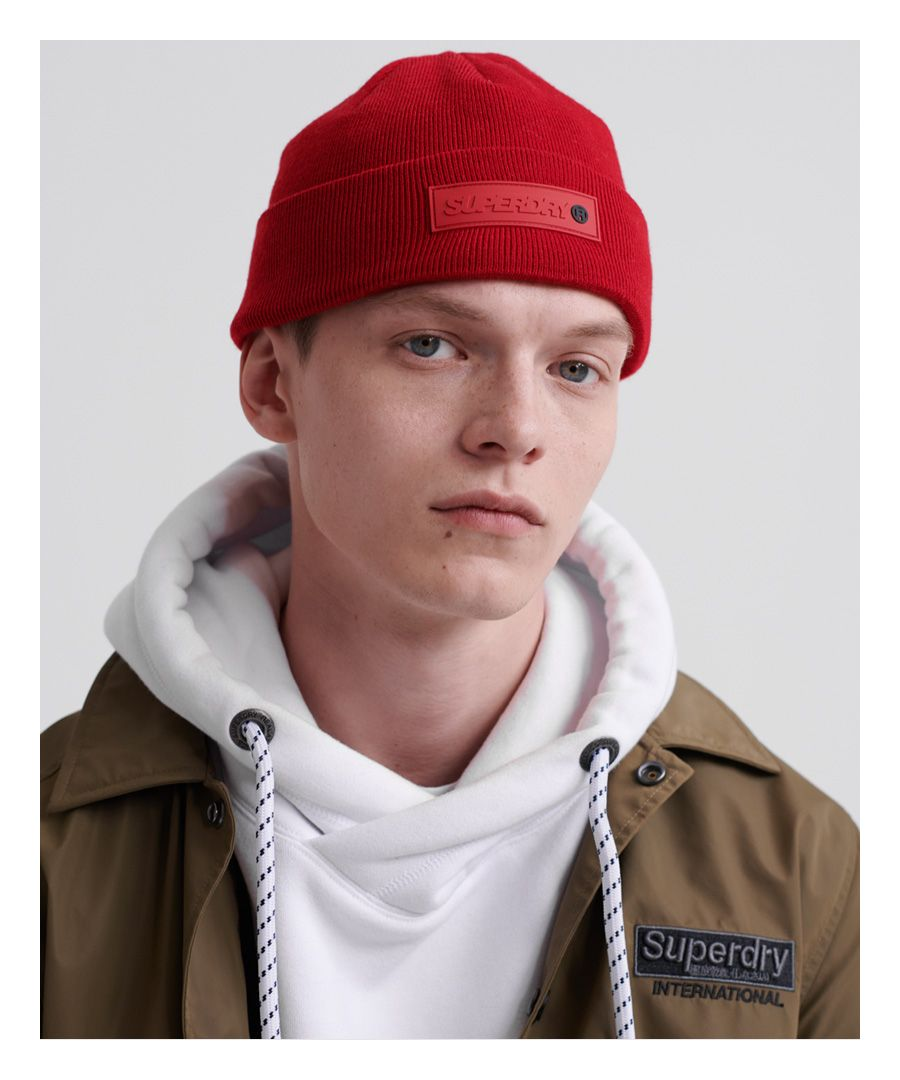 Image for Superdry Skate Lux Beanie