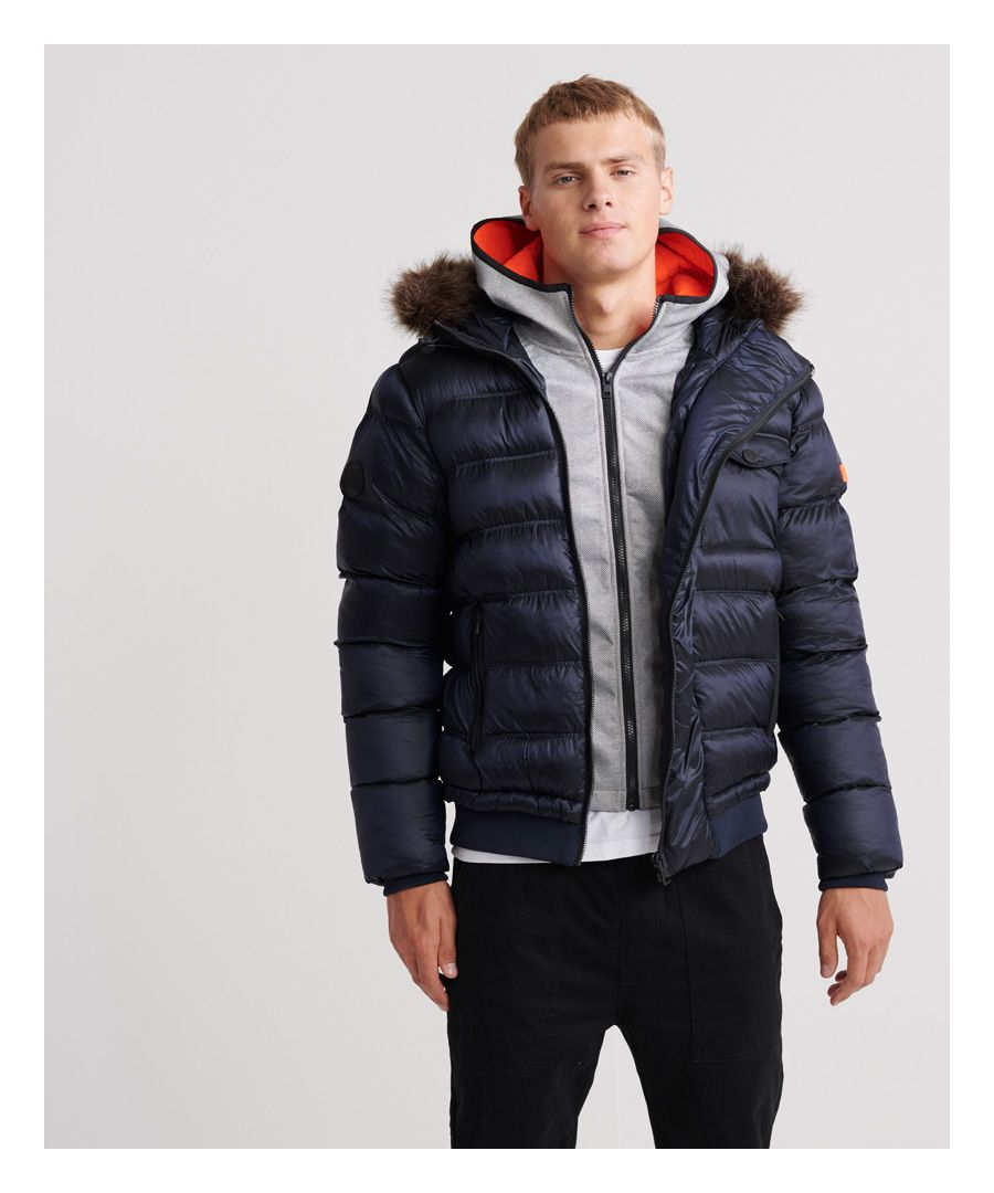 Image for Superdry Icon Rescue Puffer