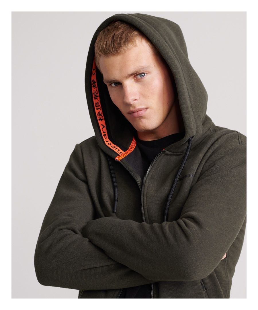Image for Superdry Urban Athletic Classic Zip Hood